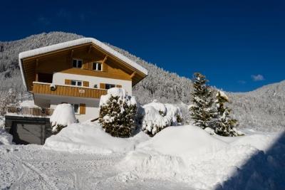 Winter Haus Alpila